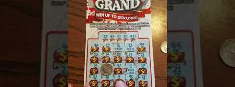 $5 session! Big win! Indiana Hoosier Lottery