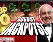 TOP 10 JACKPOTS! ✦ Slot Machine Wins ✦ August 2018! | The Big Jackpot