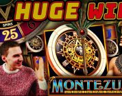 HUGE WIN on Montezuma Slot (FINALLY) — £4.50 Bet
