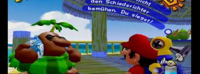 Let`s Play SUPER MARIO SUNSHINE Part 11: Verfolgungsjagd in Parco Fortuna