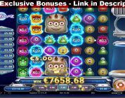 RECORD BIG WIN ON REACTOONZ — BET 5€/SPIN! CASINO STREAM!