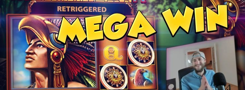 BIG WIN!!! Montezuma Huge Win — Casino Games — free spins (Online Casino)