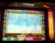 IGT Mystical Mermaids .25 denom high limit BIG WIN retrigger Free spin bonus slot machine
