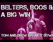 Arsenal 4-1 Fulham | Belters, Boos & A Big Win | Match Review | Tom & Drew Break It Down