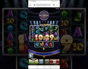 Epic fail big loss mega big win playing  who wants to be a millionaire slot