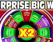 SURPRISE BIG WIN  ☻  A TALE OF TWO SUPER FREE GAMES  ☻  BIG WIN