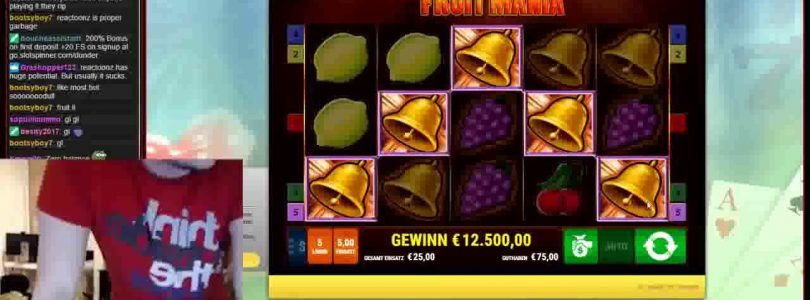 Slots big win bookies