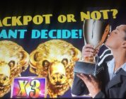 NEW! TARZAN slot machine FIRST TRY! BUFFALO GOLD MEGA WIN!