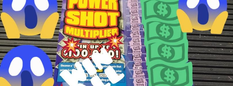 BIG WIN ON BRAND NEW POWER SHOT MULTIPLIER  / EXCELENTE PREMIO EN EL POWER SHOT MULTIPLIER