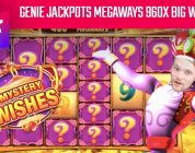 Genie Jackpots Megaways — Insane Bonus Big Win