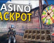 WINNING the JACKPOT at the BANDIT CASINO! — Rust Solo Survival #2
