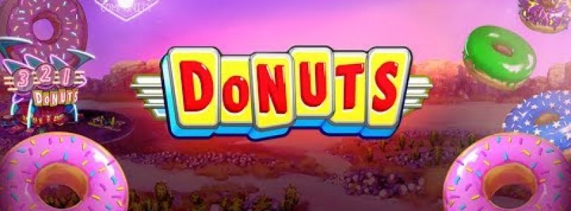 Donuts Online Slot —  Nice Big Win 64x Multiplier