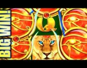 ★SUPER BIG WIN!★ KONAMI SUPER FREE GAMES DELIVERS! SEKHMET MYSTERY & CHINA SHORES Slot Machine Bonus