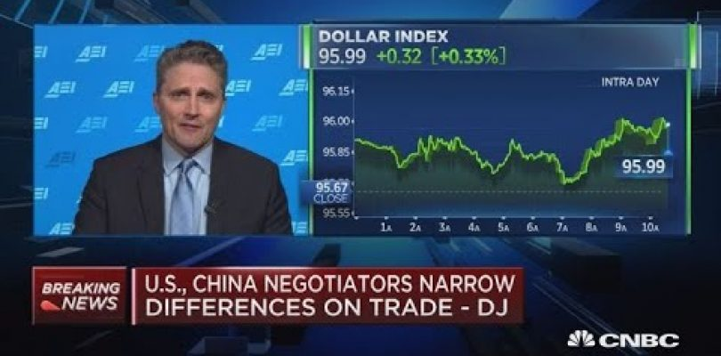 Trade war off table would be a big win for China's economy: Portfolio manager