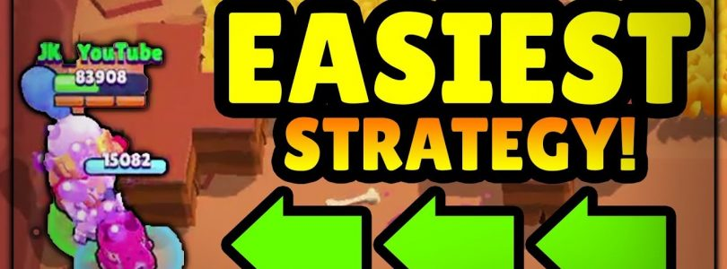 WIN BIG GAME WITH THIS EASY STRATEGY! Best Big Game Brawler! :: Brawl Stars