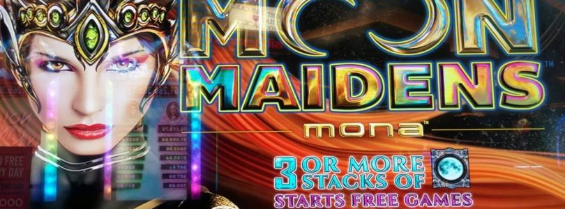 BIG WIN On MOON MAIDENS SLOT MACHINE!  MAX BET!  BONUSES! — PECHANGA CASINO Gold Coast Las Vegas