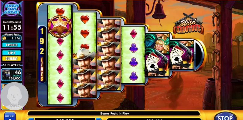 Jackpot party casino android Big win on Wild shootout