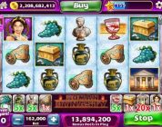ROMAN DYNASTY Video Slot Casino Game with a «BIG WIN» FREE SPIN BONUS