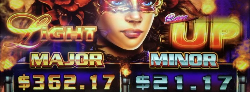 BIG WIN on QUICK SPIN + LIGHT EM UP SLOT MACHINE POKIE BONUSES PECHANGA CASINO
