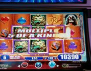 WMS Kronos HUGE Win. Over 100X @Edgewater Casino, Laughlin