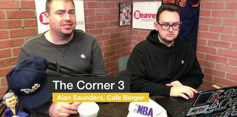 Best Part of Pitt's Big Win; NBA Iso-Cam Ideas | Corner 3