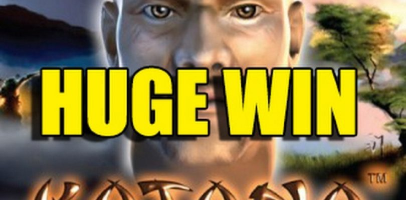 Online slots BIG WIN 4 euro bet — Katana HUGE WIN