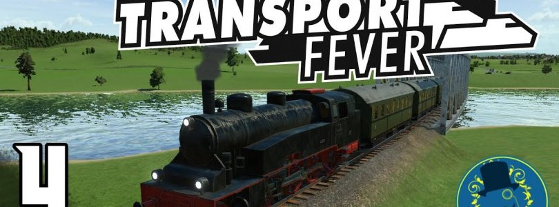 Transport Fever #4 Amasando Una Fortuna — Gameplay En español