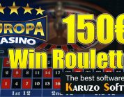Easy Play in Europa Casino Win 150€ — Karuzo Software