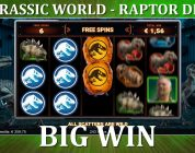BIG WIN — Jurassic World — Raptor Den