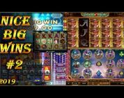 Nice big wins #2 / 2019 | casino streamers, online slots.
