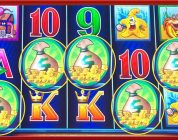 ** RARE 5 SYMBOL TRIGGER ON WHALES OF CASH DELUXE ** SUEPR BIG WIN **  SLOT LOVER **