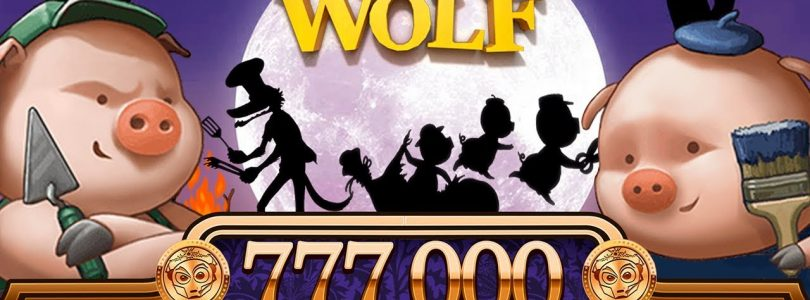 Big Bad Wolf Slot ! Mega Big Win ! Бонус с ретригером по 5000 рублей !