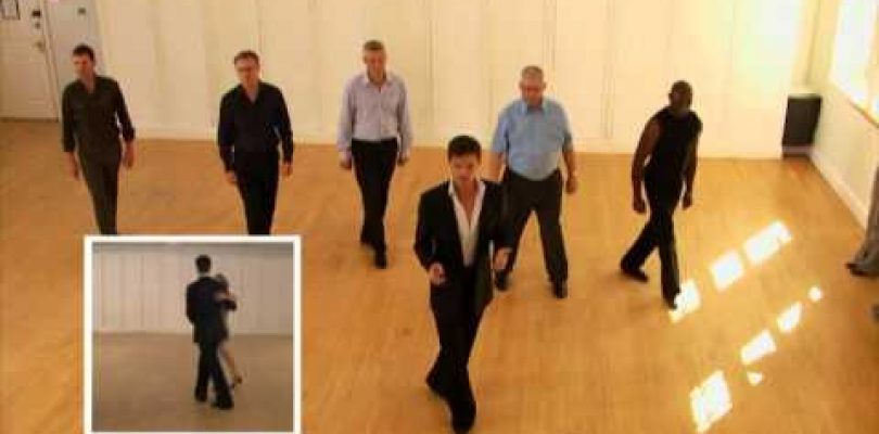 Swing dance Mens timing steps feat.Brian Fortuna 2 of 3
