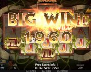 Jumanji €16260 Big Win — 3 bonuses 22 free spins