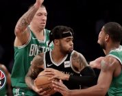 D'Angelo Russell's 34 points carries the Nets to a big win over Celtics   NBA Highlights