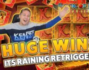 HUGE WINS on Book of Ra magic from 700€ to ??? Casino Games session