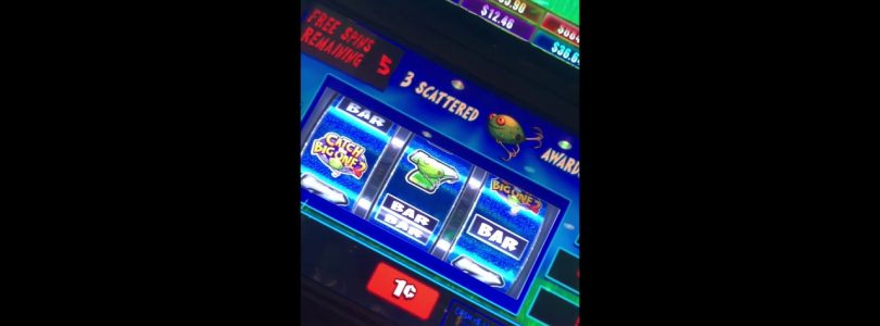 16,000 handpay sumaria secrets max bet!!! &biggest catch slot (big win)