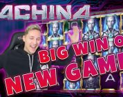 BIG WIN Machina Megaways — New slot from Relax Gaming — Huge win on Casino Game