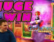 HUGE WIN on Genie Jackpots Megaways Slot — £4 Bet