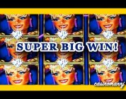 RHYTHM OF RIO & THE NYMPH **SUPER BIG WIN** — Slot Machine Bonus