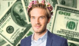 THE RICH LIFE OF PEWDIEPIE