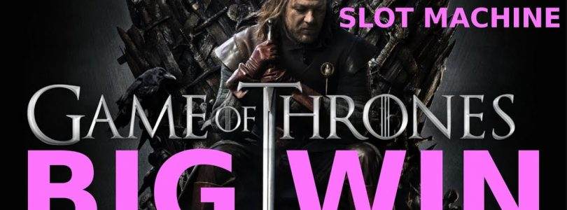 GAME OF THRONES BIG WIN — ONLINE SLOT