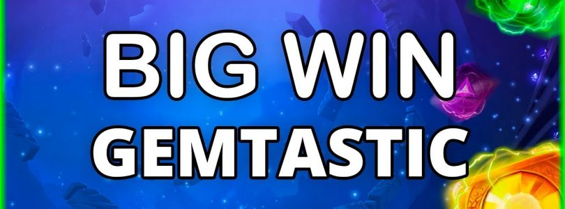 BIG WIN ON GEMTASTIC — RED TIGER