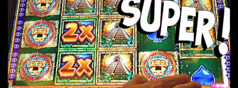MOM TRIES TO STOP THE MACHINE AGAIN & AGAIN!  LOL!! ★ SUPER WINS!! ★ BrentSlots