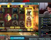 Данлудан/Данлудан мега занос в пирамиды!Legacy of Egypt slot MEGA Big win