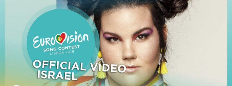 Netta — TOY — Israel — Official Music Video — Eurovision 2018