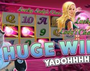 Lucky Ladys Charm BIG WIN — HUGE WIN on Casino Games session