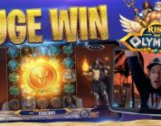 X400 SUPER BIG WIN ON RISE OF OLYMPUS WITH MAX SPINS — HUGE WIN!!!