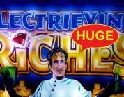 Electrifying Riches Slot — BIG WIN — AWESOME SESSION, YES!!!