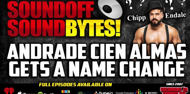 NAME CHANGE For Andrade Cien Almas + Big Win Over Rey Mysterio!